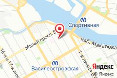 Санкт-Петербург, 3-я линия В.О., д. 50, лит. С