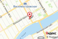 Санкт-Петербург, 9-я линия В.О., д. 8