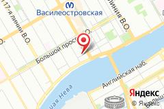 Санкт-Петербург, пер. Кадетский, д. 23
