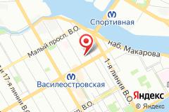 Санкт-Петербург, 3-я линия В.О., д. 38
