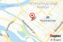Санкт-Петербург, ул. Красного Курсанта, д. 25