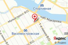 Санкт-Петербург, 2-я линия В.О., д. 41
