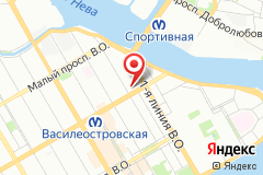 Санкт-Петербург, пр. Средний  д. 11, В.О.