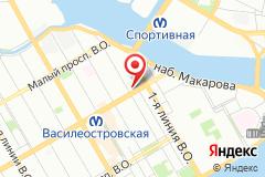 Санкт-Петербург, В.О., пр. Средний, д. 13