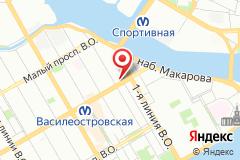 Санкт-Петербург, пр. Средний В.О.,  д. 11