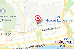 Санкт-Петербург, ул. Сабировская, д. 37, лит. Б