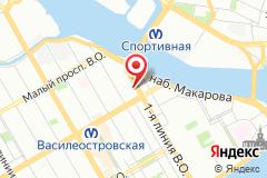 Санкт-Петербург, 1-я линия В.О., д. 50