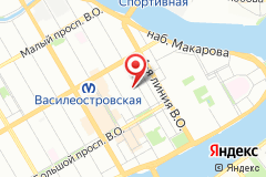 Санкт-Петербург, 3-я линия, 18