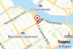 Санкт-Петербург, ул. 1-я линия В.О. д. 44