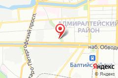 Санкт-Петербург, ул. Циолковского, д. 13-15Д