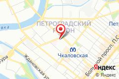 Санкт-Петербург, ул.Корпусная, д. 9, лит. А