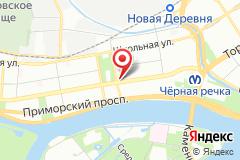 Санкт-Петербург, ул. Савушкина, д. 19