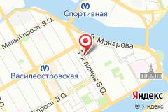 Санкт-Петербург, Кадетская линия В.О., д. 11