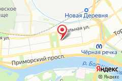 Санкт-Петербург, ул. Сестрорецкая, д. 8