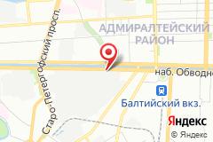 Санкт-Петербург, набережная Обводного канала, 134