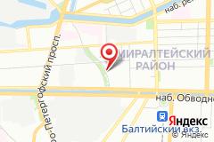 Санкт-Петербург, ул. Циолковского, д. 10, лит. А