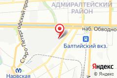 Санкт-Петербург, наб. Обводного канала, д. 134-136-138, корп. 231