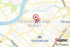 Санкт-Петербург, Угол Барочной и Петрозаводской улица, 13А
