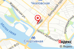 Санкт-Петербург, пр. Малый П.С., д. 3