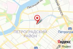 Санкт-Петербург, ул. Газовая, д. 10, лит. И