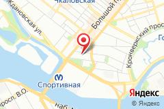 Санкт-Петербург, ул. Зверинская, д. 5, лит. Б