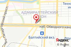 Санкт-Петербург,  наб. Обводного канала, д. 179, лит. А, лит. Б