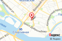 Санкт-Петербург, ул. Зверинская, д. 7-9