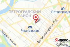 Санкт-Петербург, ул. Ораниенбаумская, 27, БЦ Печатный двор, оф. 201
