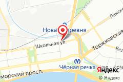 Санкт-Петербург, ул. Школьная,  д. 7