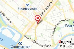Санкт-Петербург, ул. Большая Пушкарская, д. 8