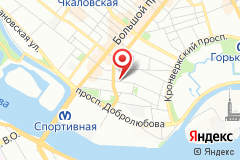 Санкт-Петербург, ул. Зверинская, д. 18