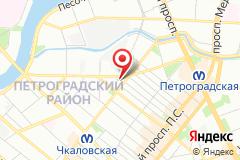 Санкт-Петербург, пр. Левашовский, д.  2