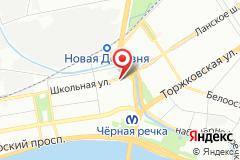 Санкт-Петербург, ул. Школьная, д. 2