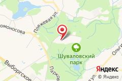 Санкт-Петербург, Шуваловский парк, 1
