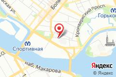 Санкт-Петербург, ул. Яблочкова, д. 12, лит. Ц