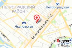 Санкт-Петербург, ул. Ораниенбаумская, д. 13, лит. Б