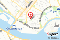 Санкт-Петербург, ул. Блохина, д. 17