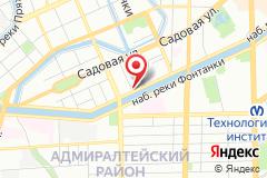 Санкт-Петербург, наб. реки Фонтанки, д. 145/14