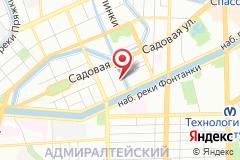 Санкт-Петербург, наб. Крюкова канала,  д. 29