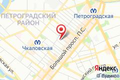 Санкт-Петербург, ул. Шамшева, д. 15, лит. А