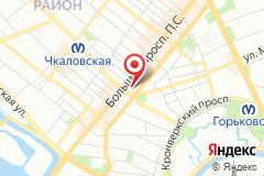 Санкт-Петербург, Большая Пушкарская улица, 20