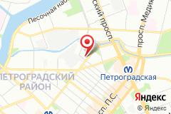 Санкт-Петербург, просп. Чкаловский, д. 52, лит. А