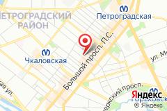 Санкт-Петербург, ул. Шамшева, д. 9