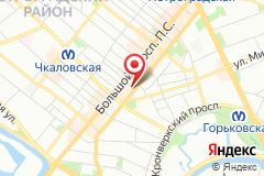 Санкт-Петербург, ул. Большая Пушкарская, д. 22