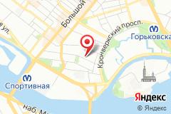 Санкт-Петербург, Зверинская улица, 38