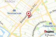Санкт-Петербург, ул. Большая Пушкарская, д. 15