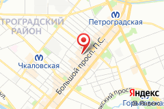 Санкт-Петербург, Лахтинская, д. 4, 2 этаж