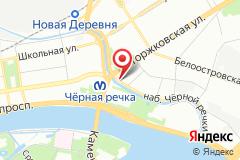 Санкт-Петербург, наб. Черной речки, д. 51, лит. А