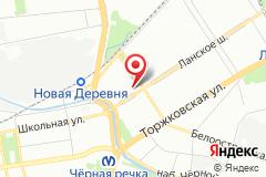 Санкт-Петербург, шоссе Ланское, д. 8