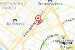 Санкт-Петербург, ул. Большая Пушкарская, д. 32, лит. А